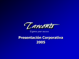 Tarconis
