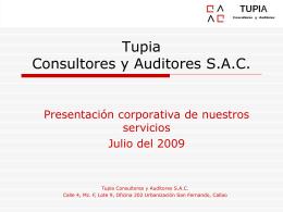Tupia Consultores
