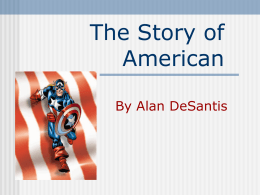 The Story of American - University of Kentucky