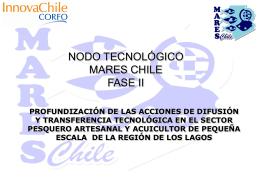 NODO MARES DE CHILE