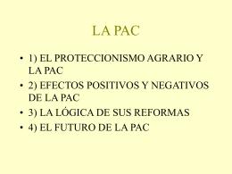 1) LA PAC