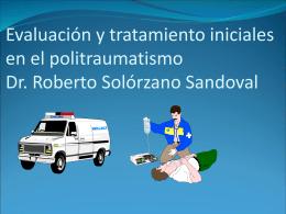 POLITRAUMATISMO - clasesmedicina