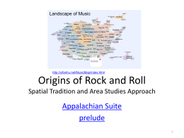 Chap 4 -- Larry Ford on Origins of Rock and Roll