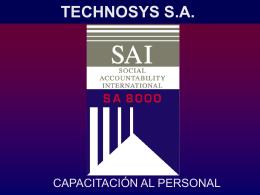 www.technosys.com.bo
