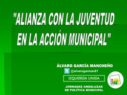 Diapositiva 1 - IZQUIERDA UNIDA