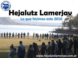 Hejalutz Lamerjav