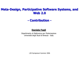 Usability in the Software Life Cycle Maria Francesca