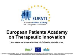 http://www.patientsacademy.eu