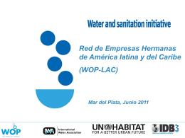 Iniciativa de Agua y Saneamiento