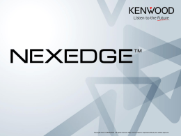 NEXEDGE Digital Systems