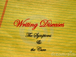 Writing Diseases