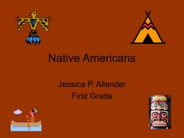 Native Americans - University of South Carolina Upstate