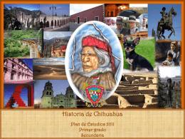 Diapositiva 1 - ASIGNATURA ESTATAL CHIHUAHUA