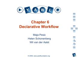 Declarative Workflow