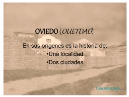 OVIEDO (OUETDAO)