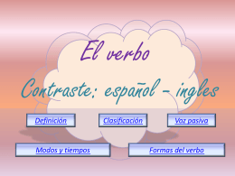 El verbo - ednoemi | Just another WordPress.com site
