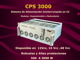 CPS 3000