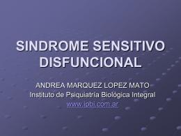 Diapositiva 1 - Plataforma Fibromialgia