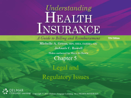 Green/Understanding Health Insurance 11e
