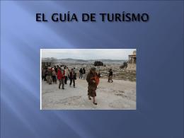 EL GUIA DE TURISMO - INNOVA. Estudi de disseny, web i