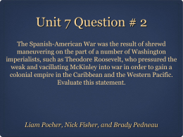 Unit 7 Question # 2
