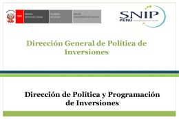 Diapositiva 1 - Bienvenido al Gobierno Regional La Libertad