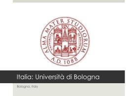 Italia - Kansas State University