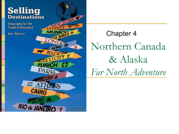 Northern Canada - Nelson Education
