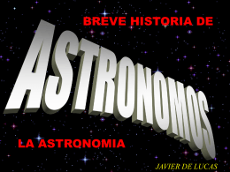 LOS ASTRONOMOS - ENSAYOS DE JAVIER DE LUCAS …
