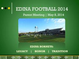 Edina Football 2011