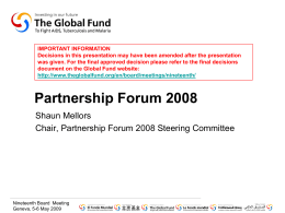 BM19_PFSC_Presentation_en - The Global Fund to Fight …