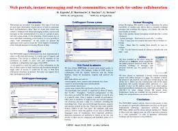 Presentazione di PowerPoint - SLAC National Accelerator