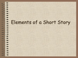 How to Write a Short Story - Powerpoint Presentations for