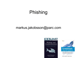 phishing  - Stanford Crypto Group