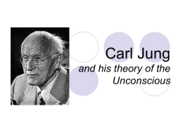 Carl Jung and his theory of the Unconscious