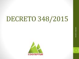 DECRETO 348