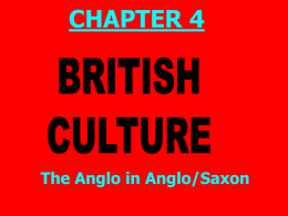 British formality - Baylor University