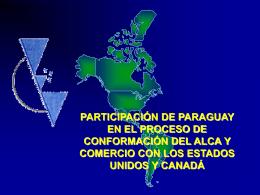 Alca y Paraguay