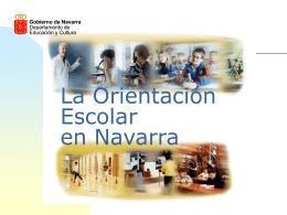 El sistema educativo en Navarra