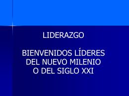 Diapositiva 1 - POSTGRADO UFT