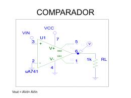 COMPARADOR - PROENERGIA LTDA