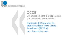 Alejandro Camacho Barajas - OECD