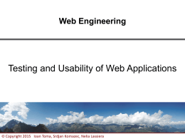 Web 2.0 and RESTful Web Services