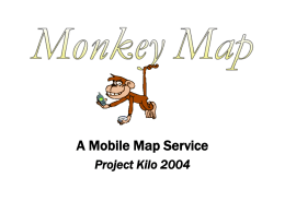 Monkey Map