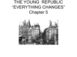 THE YOUNG REPUBLIC Chapter 5