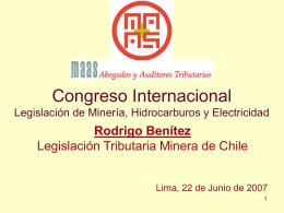 Diapositiva 1 - VIII Congreso