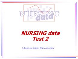 Formation au test 2