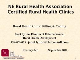 Rural Health Development