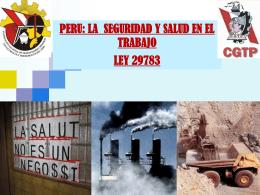 Impacto Social de los conflictos mineros