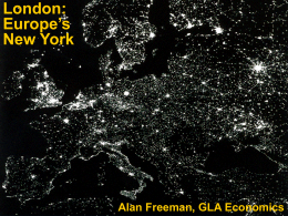 London: Europe's New York